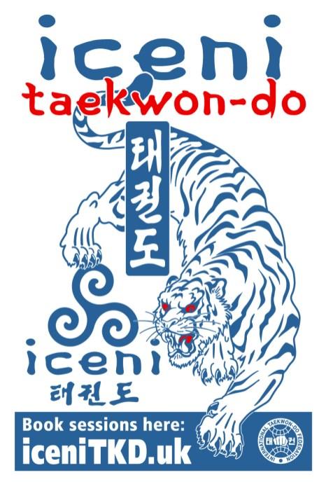 iceni taekwon-do website