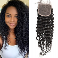 Brazilian Closure Deep Wave