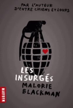 Les insurgés – Malorie Blackman