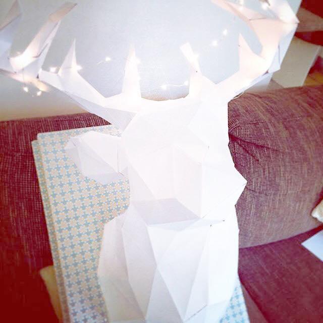hertenkop - Marjolein | #deeljeDIY @imakinNL