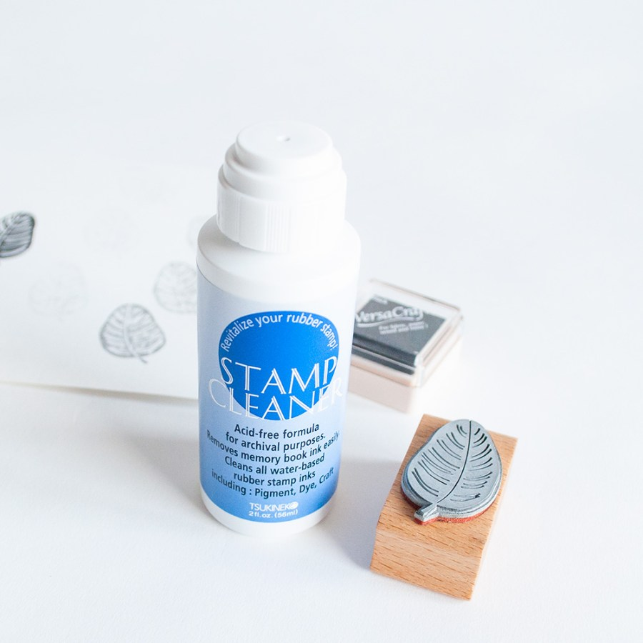 stempel schoonmaken stempel cleaner | IMAKIN