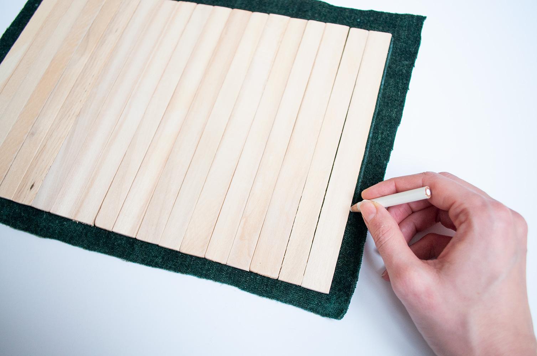 DIY armleuning dienblad | IMAKIN