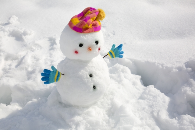 雪だるま おしゃれ 作り方