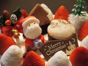 クリスマスケーキ 歴史