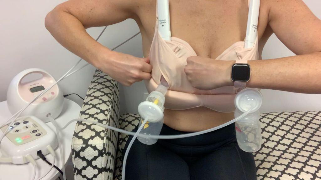Nurture Breast Massager improved design