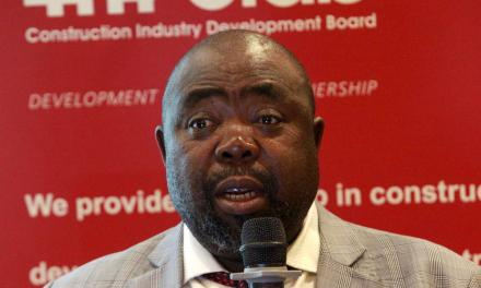 Nxesi hands over Minimum Wage branded vehicle