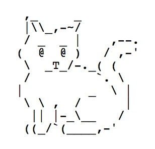 ascii-cat