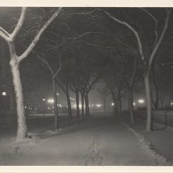 An Icy Night, 1898, MET