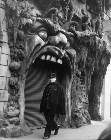 Robert Doisneau, L'inferno, Parigi 1952 Credits: © Atelier Robert Doisneau