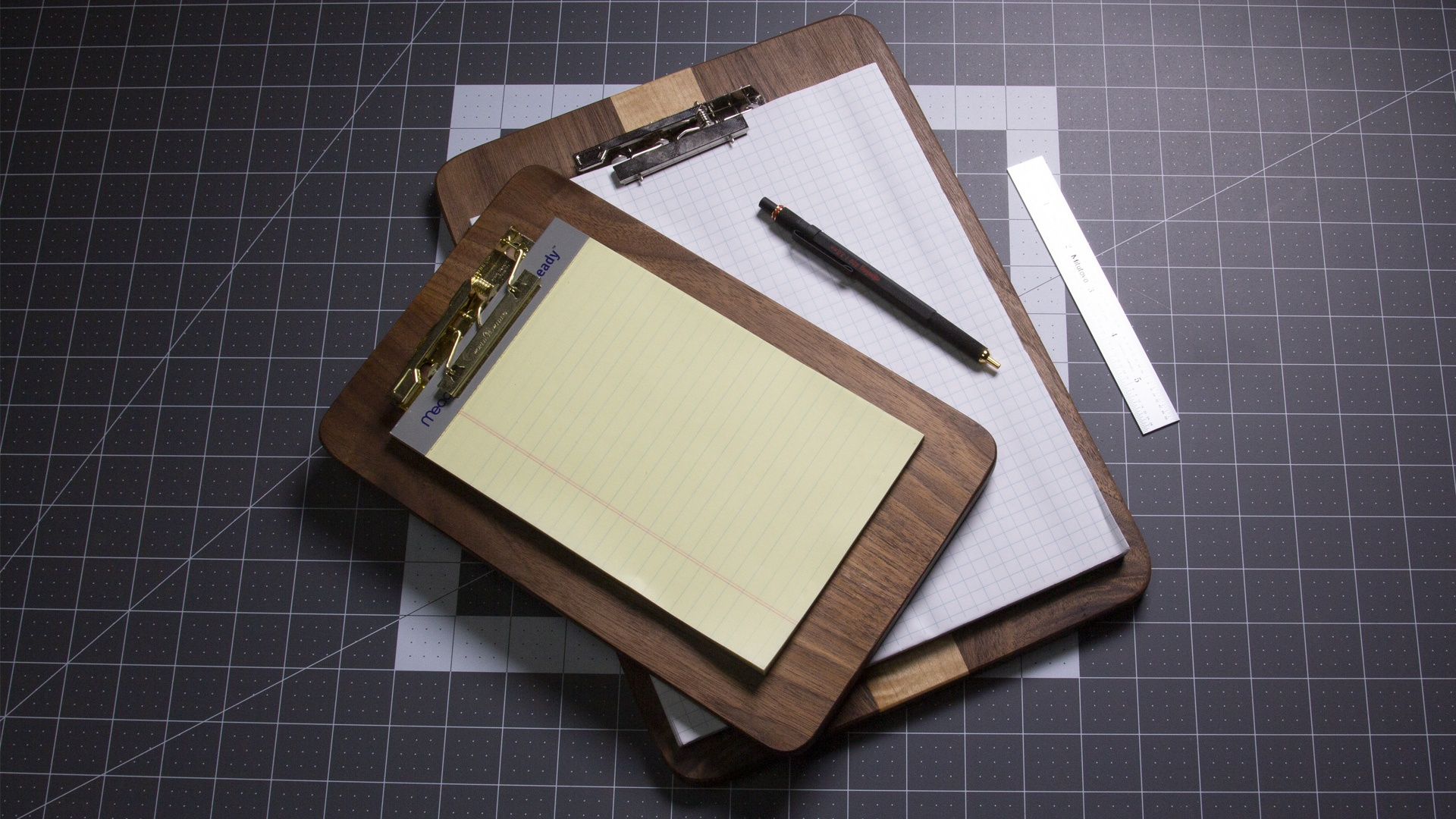How to Make a Clipboard from Scrap Wood
