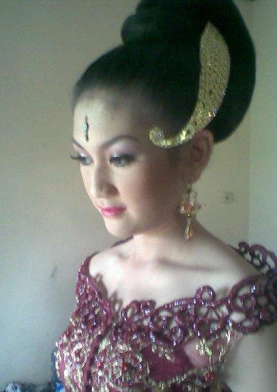 Sanggul Jawa Modern Imam Priatna
