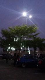 Lights arising...
