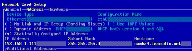 excellent-samba4-configure-network