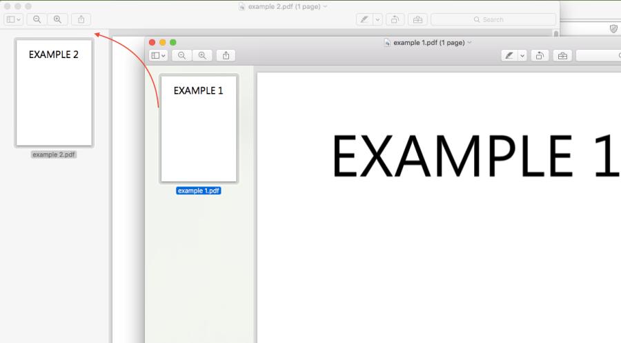 pdf merge flow