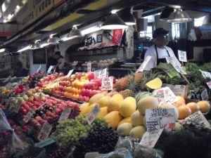 Pikes Market, Seattle, WA