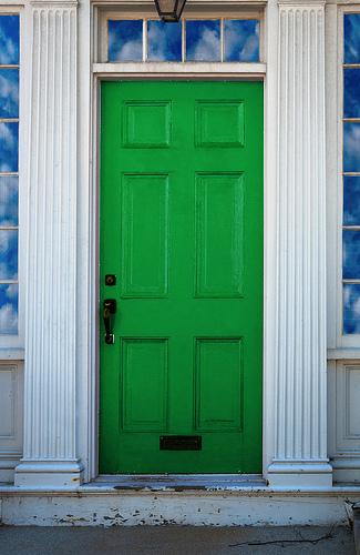 door picture