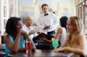 What fundraisers can learn from waiters