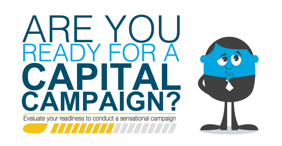 Capital Campaigns eBook Cover Page