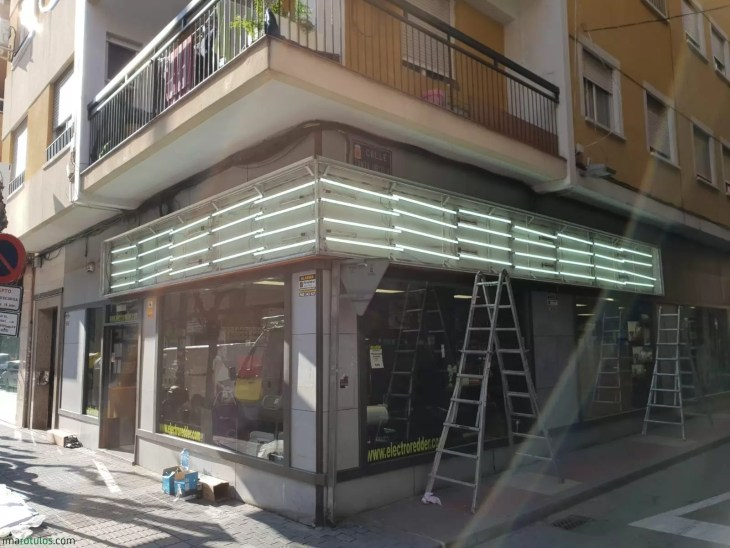 2019 – Electro Redder Corvera – Murcia