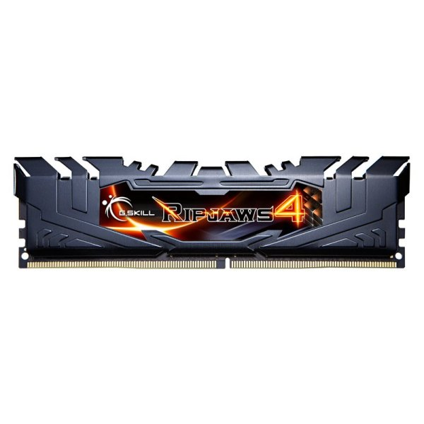 8GB DDR4 3000 2X288 DIMM CL15 1.2V GSKILL RIPJAWS 4 BLACK