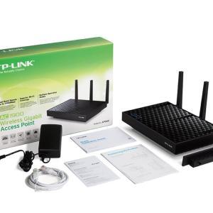 Extensor de Sinal TP-Link AC1900 Dual Band Wi-Fi - RE580D