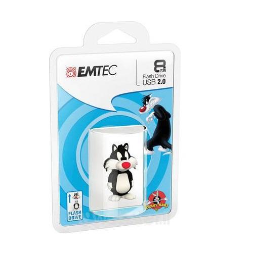 Memoria USB 8Gb Sylvester