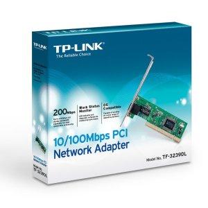 Placa Rede PCI TP-Link 10-100c- Chip RTL8139D - TF-3239DL