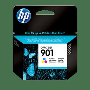 Tinteiro HP 901 Cores
