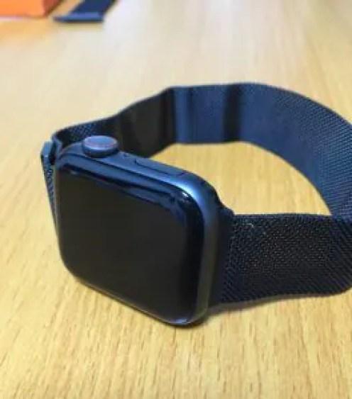 Apple Watch4 ミラネーゼの前に、まずパチネーゼを買ってみた。