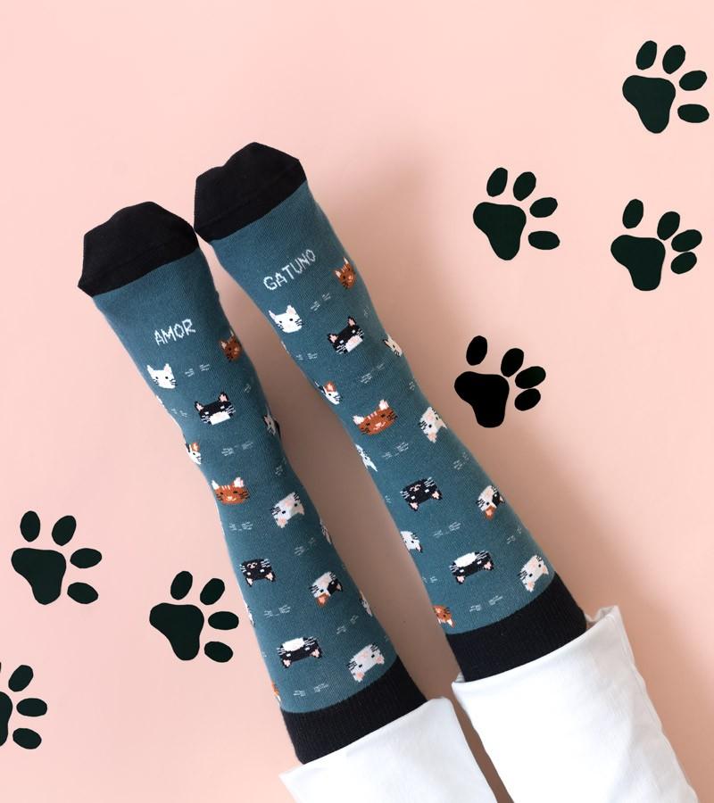 calcetines amor perruno