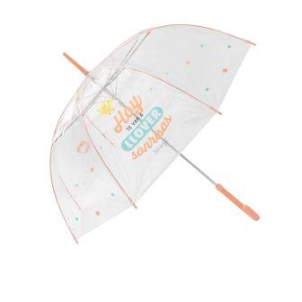Paraguas transparente mw Wonderfull2