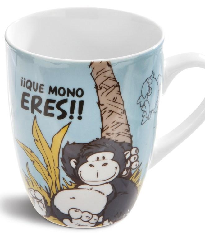 taza Qué mono eres