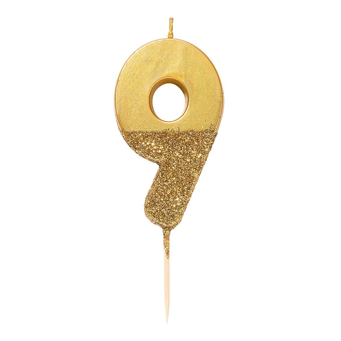 vela nueve oro