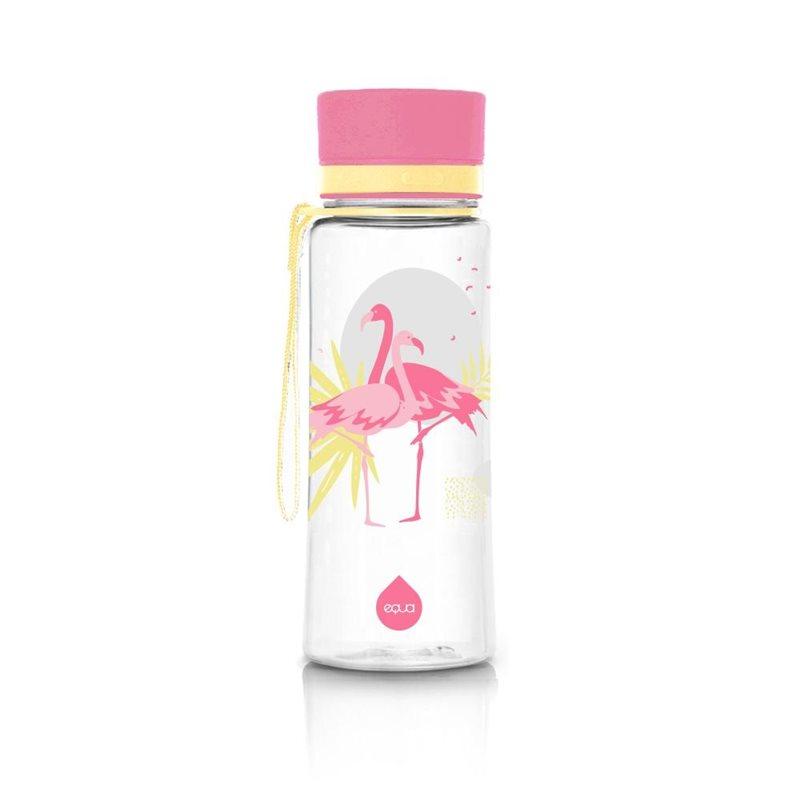 Botella Tritan Flamenco Equa