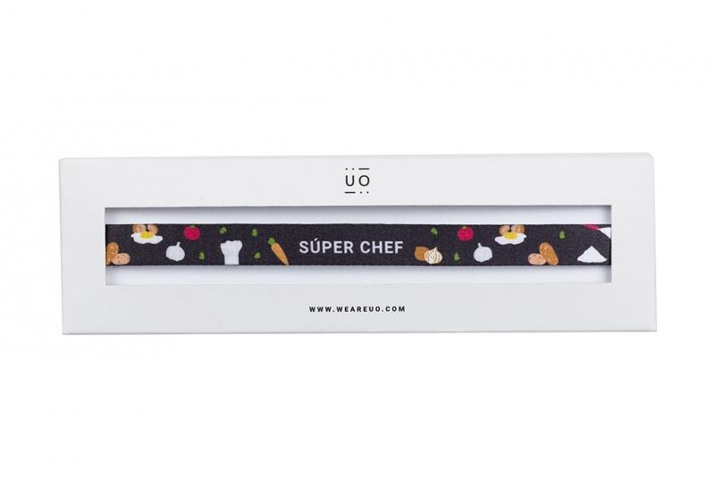 Pulsera Super Chef