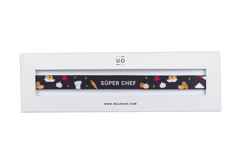 Pulsera Super Chef