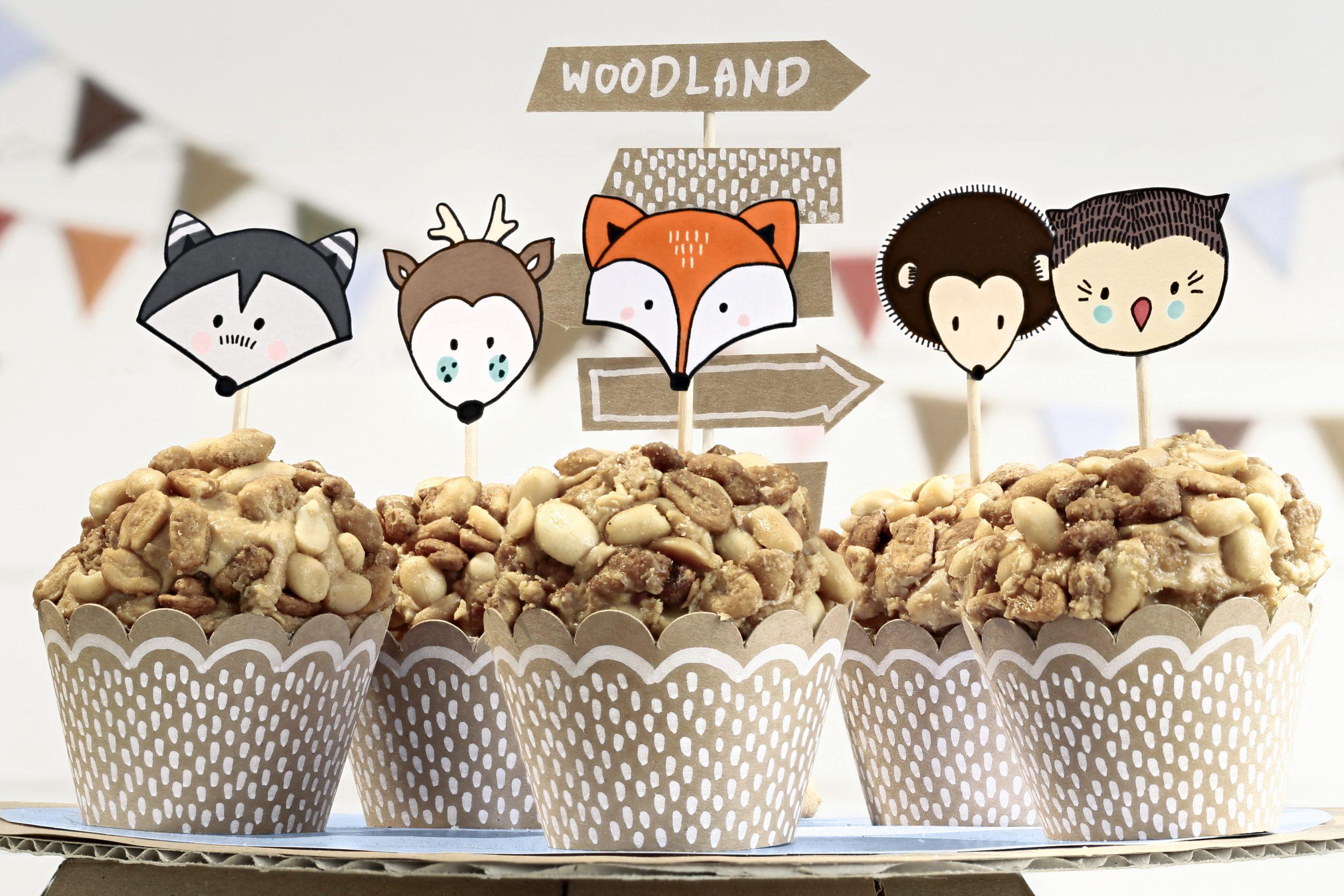 Topper cupcake
