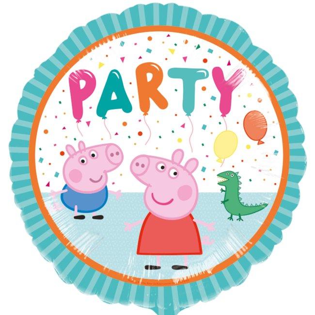 Globo Peppa Party