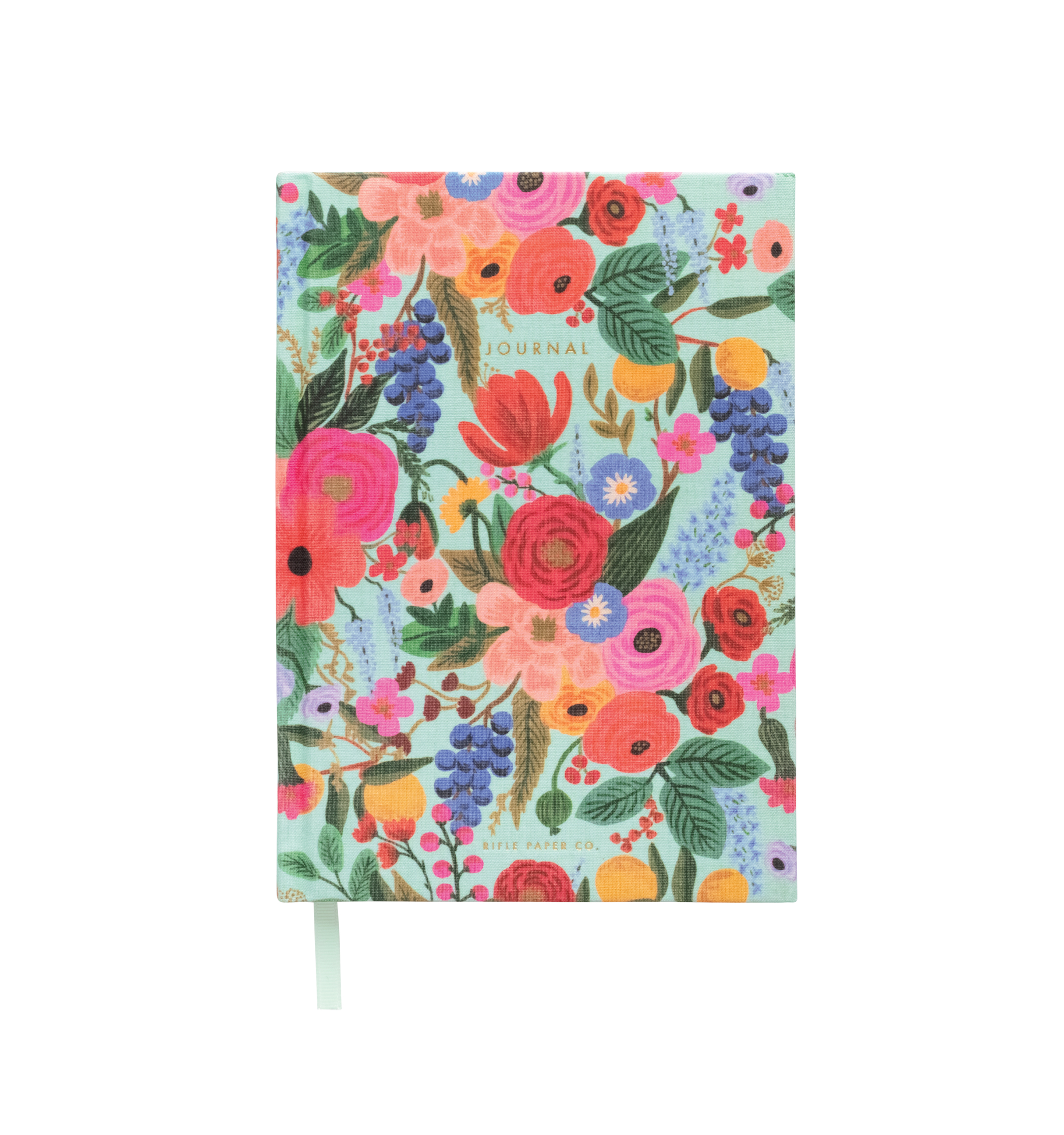 journal GArden Party Rifle paper