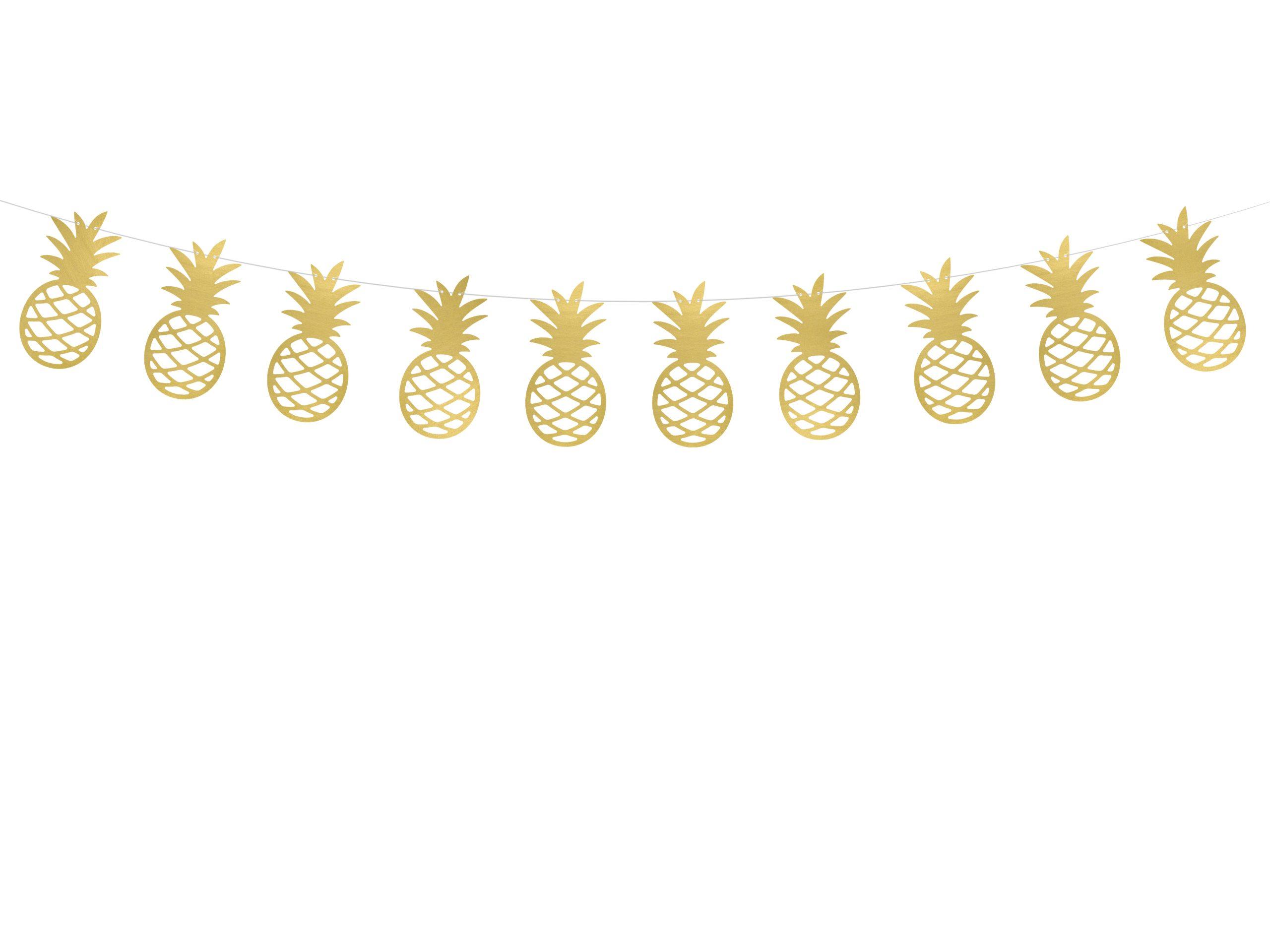 Banderín Piñas