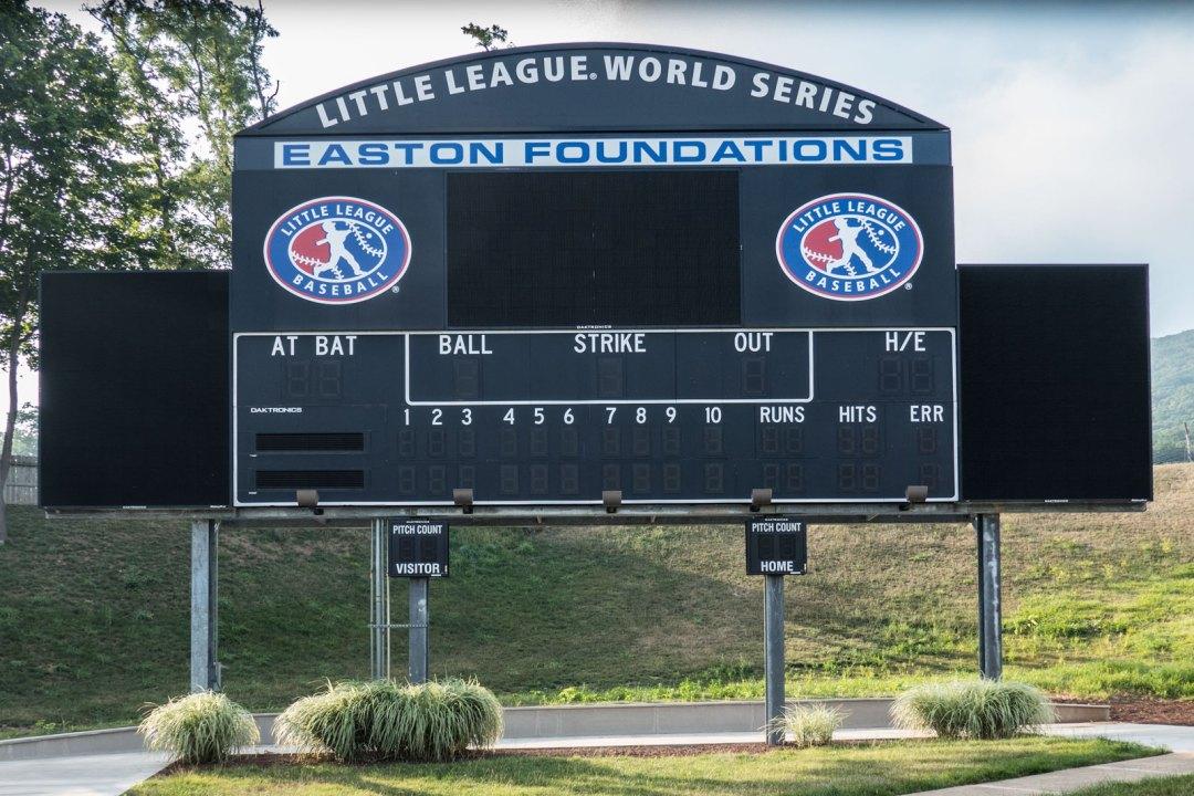 Easton Foundations Scoreboard