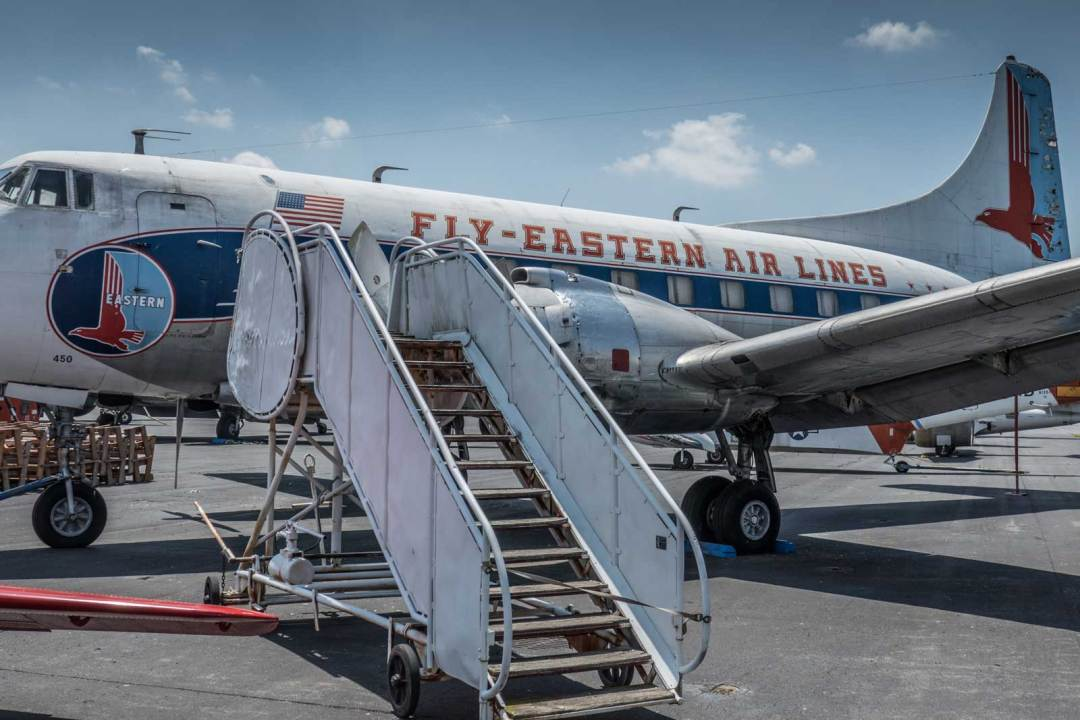 Fly Eastern Airlines Mid Atlantic Air Museum