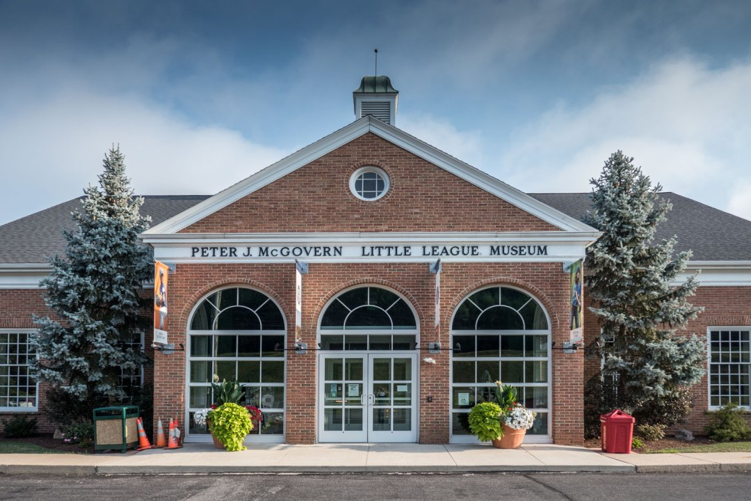 Peter J McGovern Little League Museum Williamsport Pennsylvania