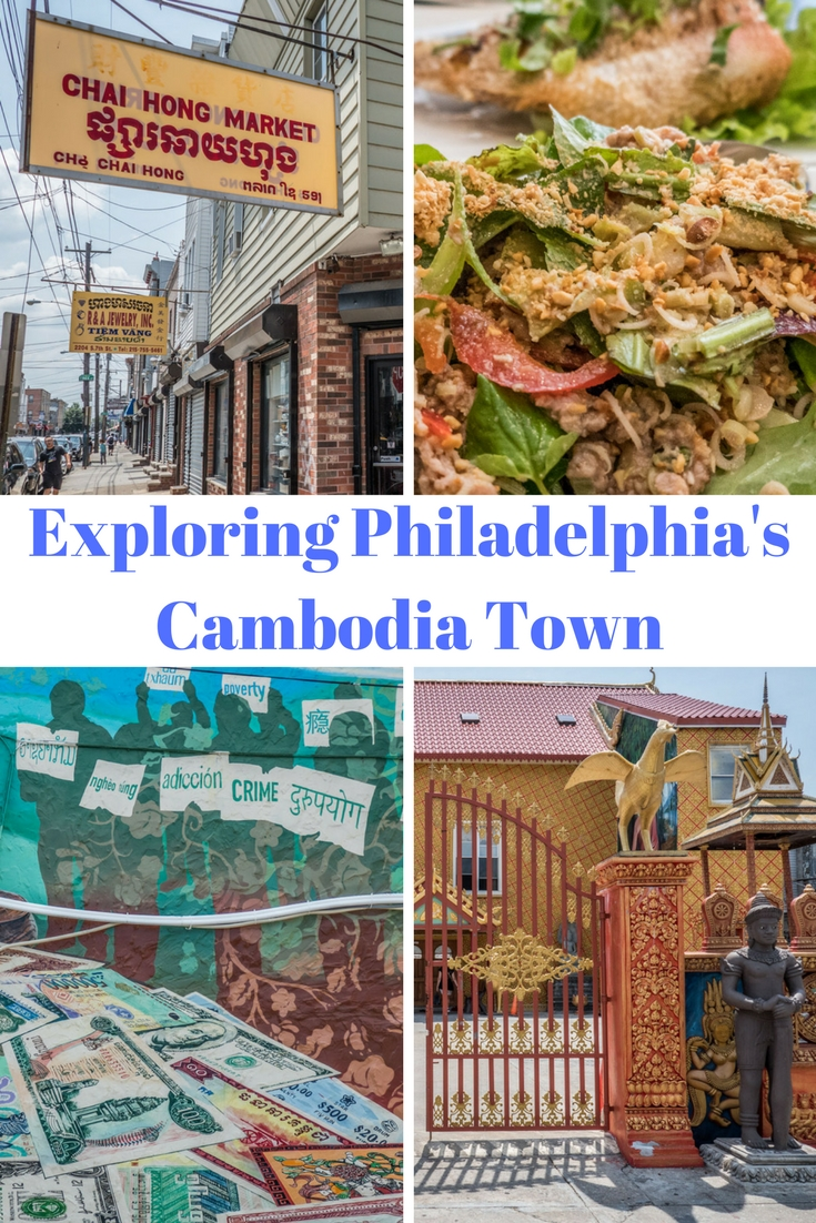 Pinterest Exploring Philadelphia's Cambodia Town