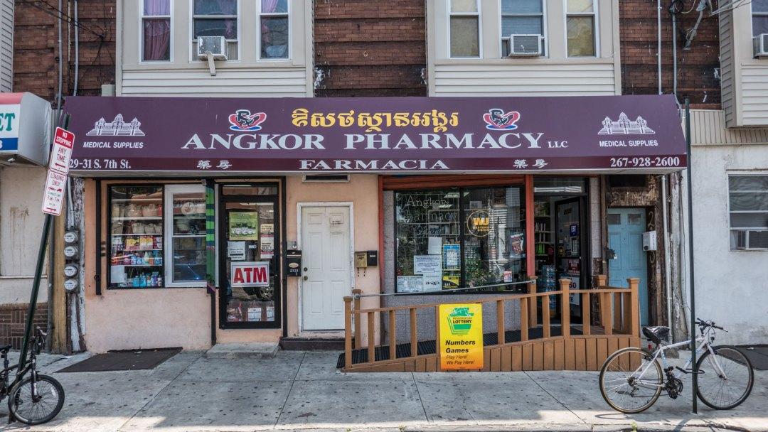 Angkor Pharmacy Philadelphia
