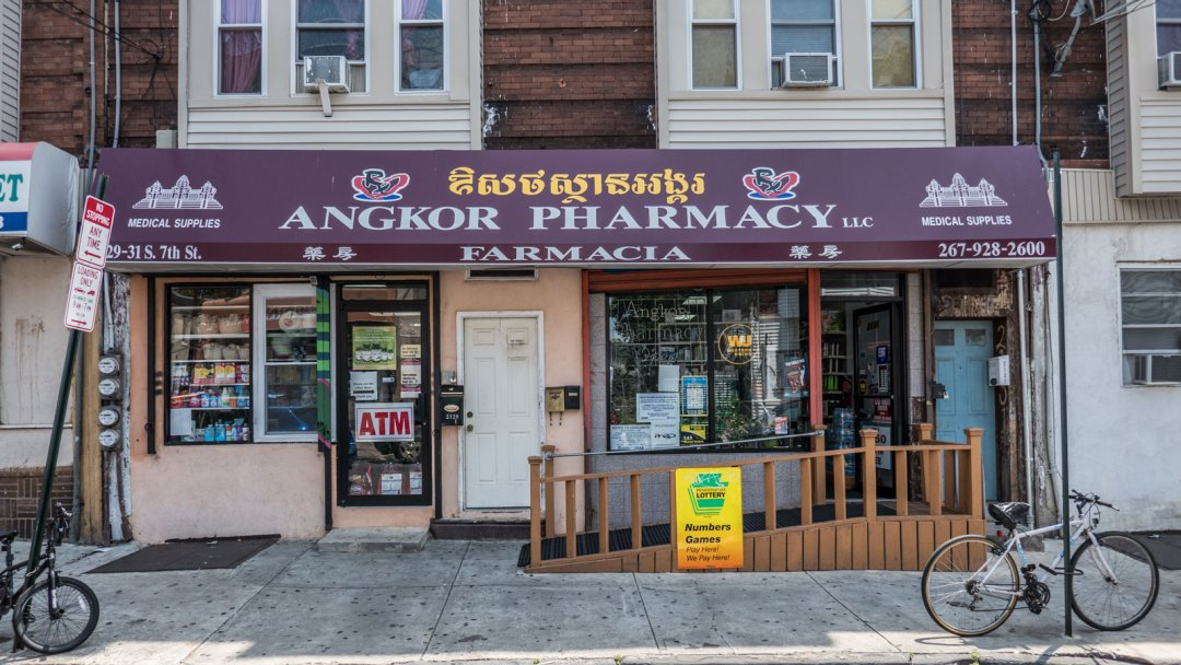 Angkor Pharmacy Philadelphia