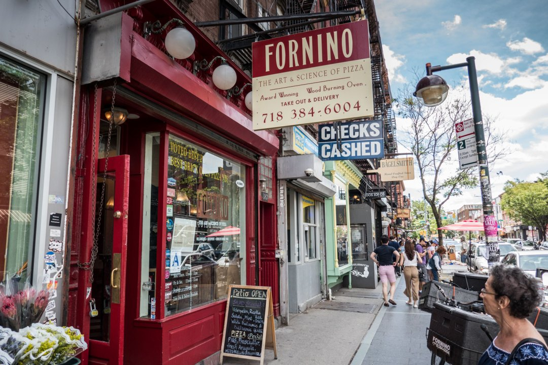 Fornino Williamsburg