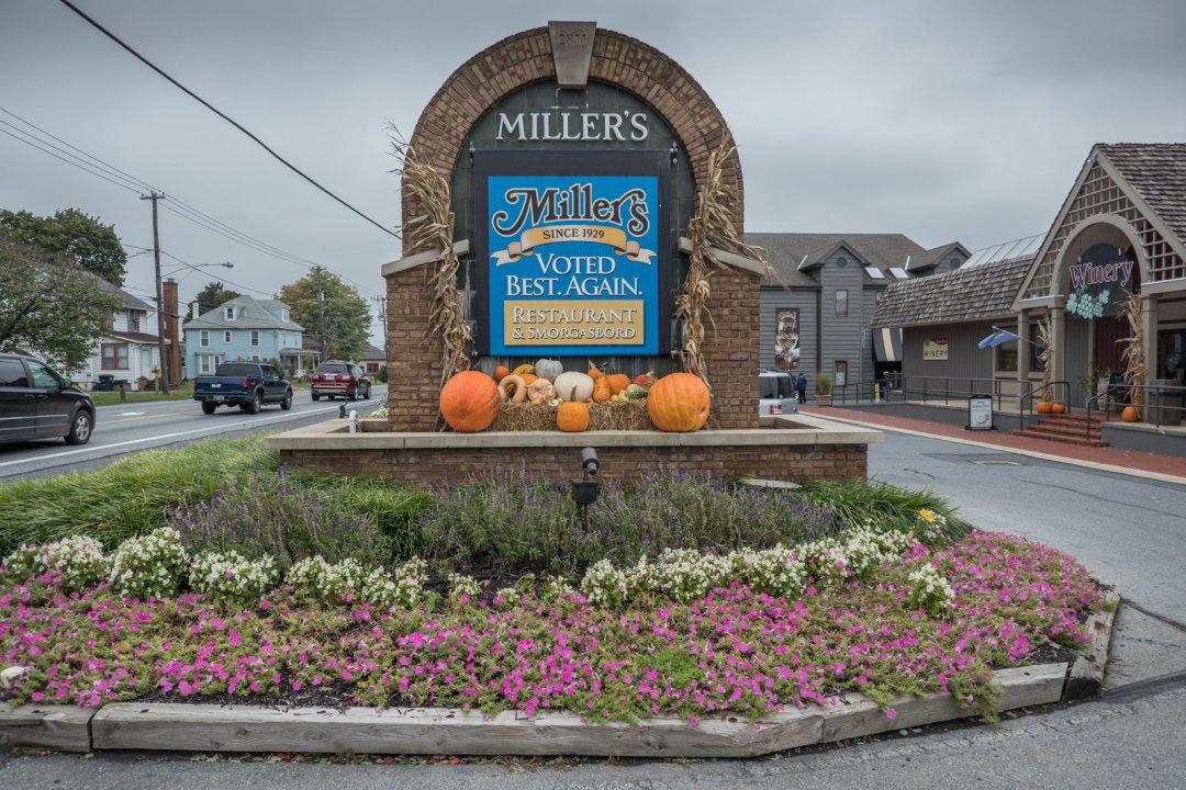 Miller's Smorgasborg Lancaster