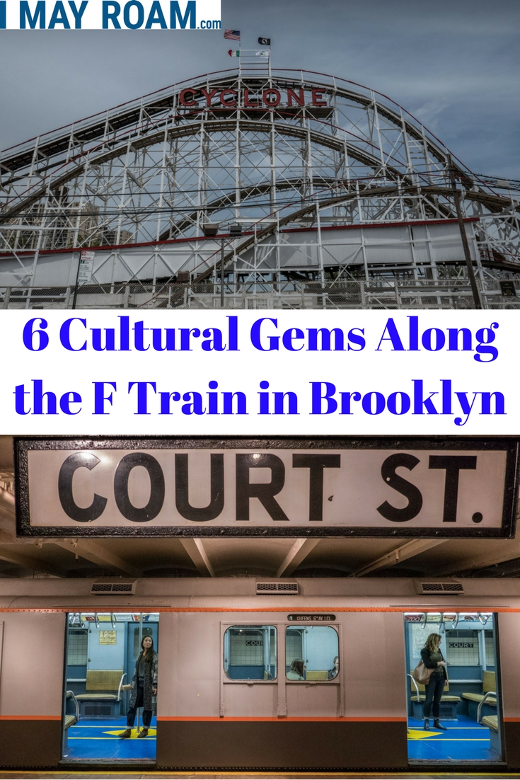 Pinterest 6 Cultural Gems Along the F Train in Brooklyn