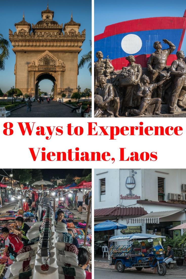 Pinterest 8 Ways to Experience Vientiane Laos